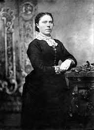 photograph of Belle Gunness